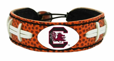 South Carolina Classic Football Bracelet