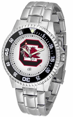South Carolina Competitor Men's Steel Band Watch