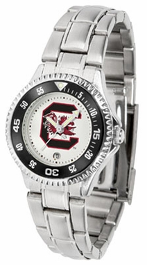 South Carolina Competitor Women's Steel Band Watch