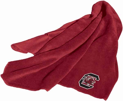 South Carolina Fleece Throw Blanket