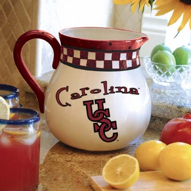 South Carolina Gameday Ceramic Pitcher