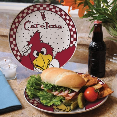 South Carolina Gameday Ceramic Plate