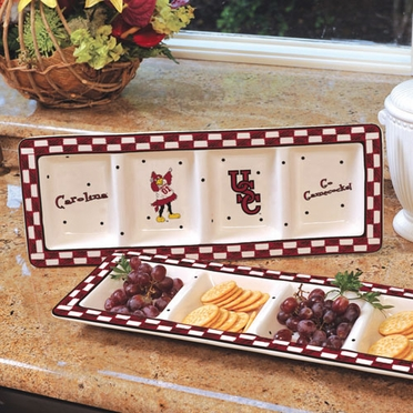 South Carolina Gameday Relish Tray