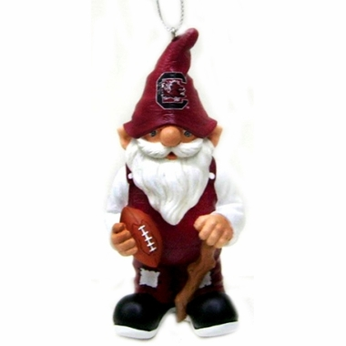 South Carolina Gnome Christmas Ornament