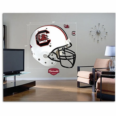 South Carolina Helmet Fathead Wall Graphic