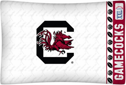 South Carolina Individual Pillowcase