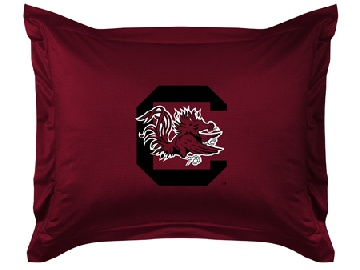 South Carolina Jersey Material Pillow Sham