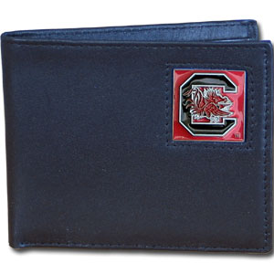 South Carolina Leather Bifold Wallet (F)