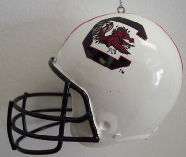 South Carolina Mini Helmet Ornament