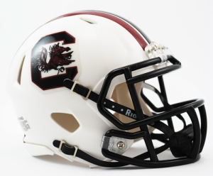 South Carolina Gamecocks Speed Mini Helmet