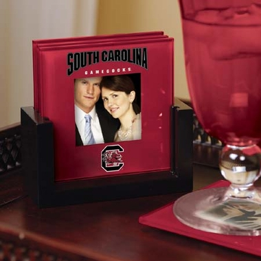 South Carolina Photo Coaster Set
