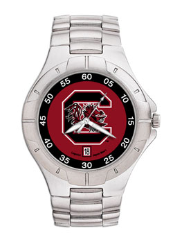 South Carolina Pro II Men's Stainless Steel Watch