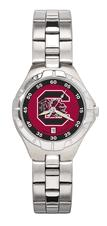 South Carolina Pro II Women's Stainless Steel Watch