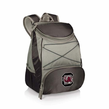 South Carolina PTX Backpack Cooler (Black)