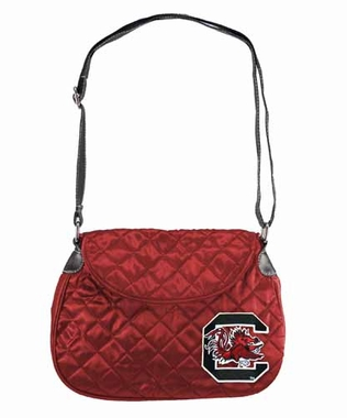South Carolina Quilted Saddlebag
