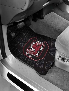 South Carolina Set of Rubber Floor Mats