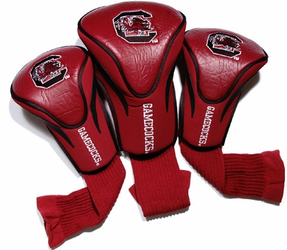 South Carolina Set of Three Contour Headcovers