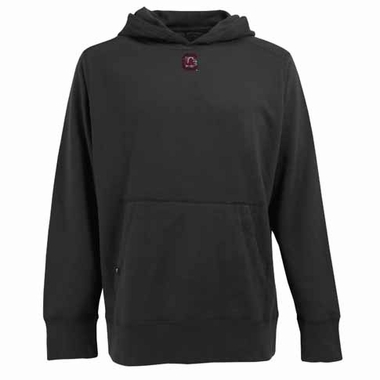 South Carolina Mens Signature Hooded Sweatshirt (Color: Black)