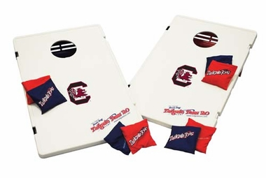 South Carolina Tailgate Toss 2.0 Cornhole Beanbag Game