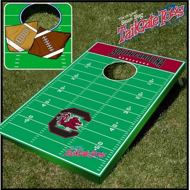 South Carolina Tailgate Toss Cornhole Beanbag Game