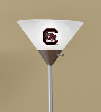 South Carolina Torchierre Floor Lamp