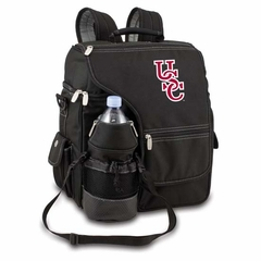 South Carolina Turismo Embroidered Backpack (Black)