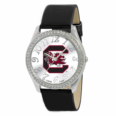 South Carolina Women's Glitz Watch