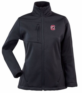 South Carolina Womens Traverse Jacket (Color: Black)