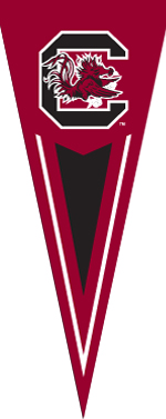 South Carolina Yard Pennant