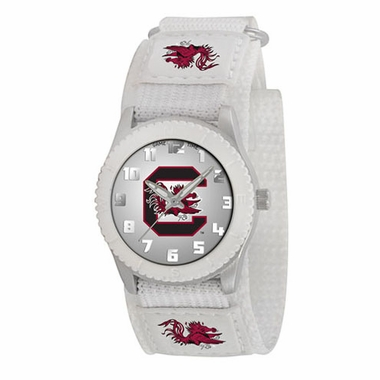 South Carolina Youth Rookie Watch (White)
