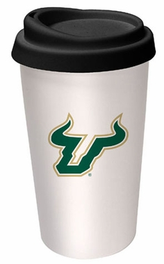 South Florida Ceramic Travel Cup