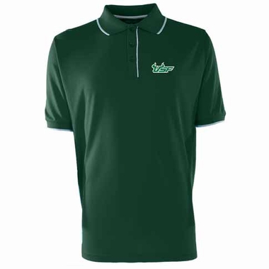 South Florida Mens Elite Polo Shirt (Color: Green)
