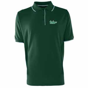 South Florida Mens Elite Polo Shirt (Team Color: Green) - Large