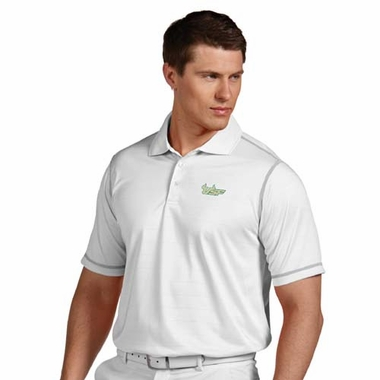 South Florida Mens Icon Polo (Color: White)