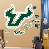 University of South Florida Wall Decorations