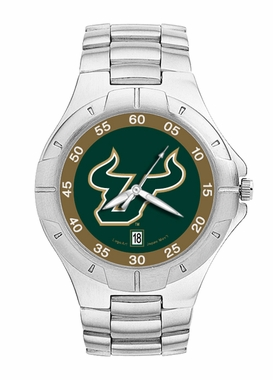South Florida Pro II Men's Stainless Steel Watch