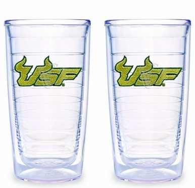 South Florida Set of TWO 16 oz. Tervis Tumblers