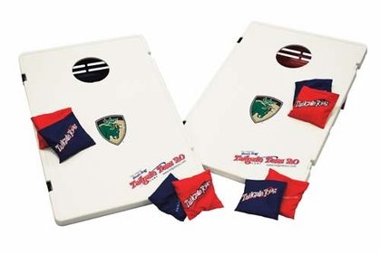 South Florida Tailgate Toss 2.0 Cornhole Beanbag Game