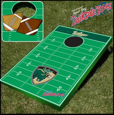 South Florida Tailgate Toss Cornhole Beanbag Game