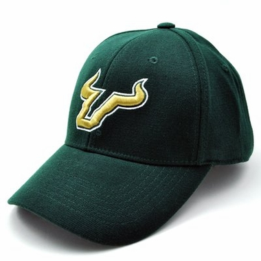South Florida Team Color Premium FlexFit Hat