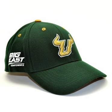 South Florida Triple Conference Adjustable Hat