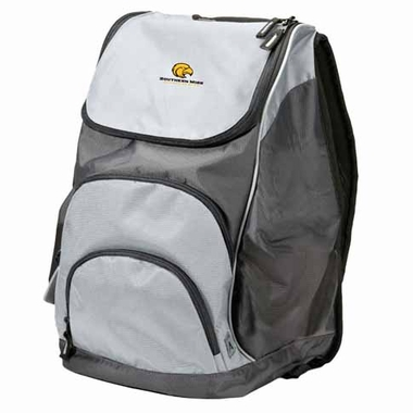 Southern Miss Action Backpack (Color: Grey)