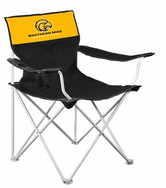 Southern Miss Canvas Adult Folding Logo Chair