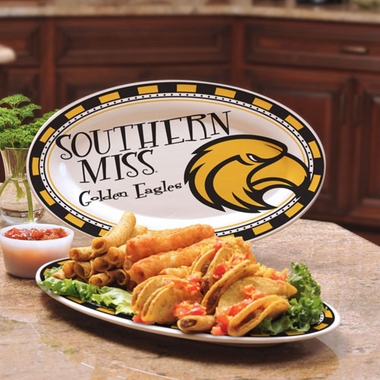 Southern Miss Ceramic Platter