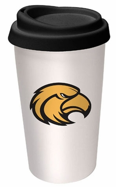 Southern Miss Ceramic Travel Cup