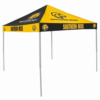Southern Miss Checkerboard Tailgate Tent