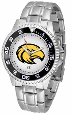 Southern Miss Competitor Men's Steel Band Watch