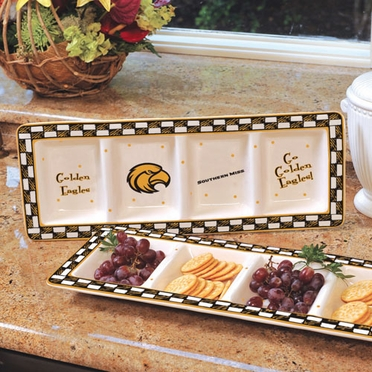 Southern Miss Gameday Relish Tray