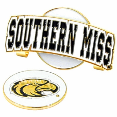Southern Miss Slider Clip With Ball Marker