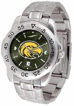 Southern Miss Sport Anonized Men's Steel Band Watch